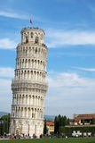 Tower of Pisa in Miracoli square - I Royalty Free Stock Image