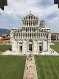 Tower of Pisa Royalty Free Stock Photos