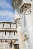 Tower of Pisa in Tuscany Stock Photo
