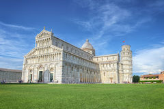 Tower of Pisa, Tuscany, Italy Royalty Free Stock Image