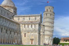 Tower of Pisa, Tuscany, Italy Royalty Free Stock Photography