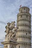 Tower of Pisa, Tuscany, Italy royalty free stock image