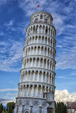 Tower of Pisa, Tuscany, Italy Stock Photography
