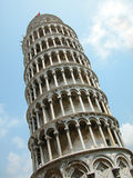 The tower in Piza Royalty Free Stock Photo