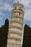 Tower in Piza. Stock Photo