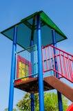 Tower playground Royalty Free Stock Photos