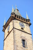 Tower in Prague Stock Photography