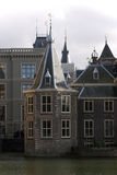 Tower of the prime minister of holland Royalty Free Stock Image