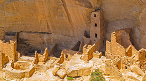 Tower Pueblo Royalty Free Stock Images
