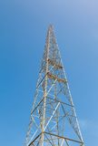 Tower and radio antenna Stock Image