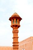 Tower at the Red Fort Royalty Free Stock Images