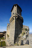 Tower of The Republic of San Marino. Stock Photography