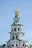 The tower of the Resurrection New Jerusalem Monastery Stock Images