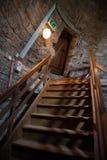 Tower rising Camburg Royalty Free Stock Photos