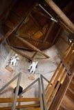 Tower rising Camburg Royalty Free Stock Photography