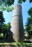 Tower of Roccaverano Stock Photo