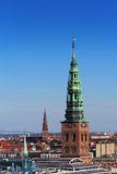 Tower of Rosenborg castle Stock Photography