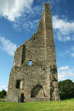 Tower ruins Royalty Free Stock Image