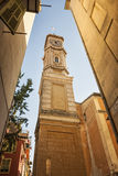 Tower of Saint Francois in Nice Stock Photos