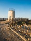 Tower saline Stock Image