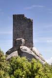 Tower San Giovanni near Sant Ilario, Torre di San Giovanni, Elba, Tuscany, Italy Royalty Free Stock Photo