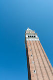 Tower of San Marco Royalty Free Stock Photos