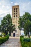 Tower of San Nicolas Royalty Free Stock Image