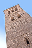 Tower of Santo Tome Royalty Free Stock Photos