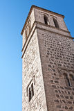 Tower of Santo Tome Stock Image