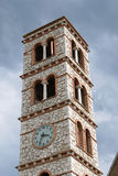Tower of Saturnia. Torre Saturnia in the country of Tuscany Stock Images