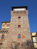 Tower of Settimo Royalty Free Stock Photo