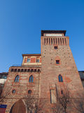 Tower of Settimo Stock Photography