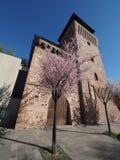 Tower of Settimo in Settimo Torinese Stock Photos