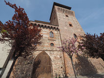 Tower of Settimo in Settimo Torinese Royalty Free Stock Image