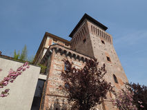 Tower of Settimo in Settimo Torinese Royalty Free Stock Images