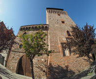 Tower of Settimo in Settimo Royalty Free Stock Photos