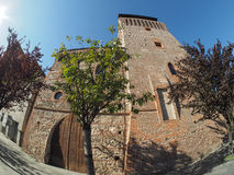 Tower of Settimo in Settimo Royalty Free Stock Image
