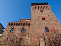 Tower of Settimo Royalty Free Stock Images