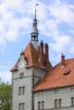 Tower of Shoenborn Palace Stock Image