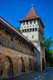 Tower in Sibiu Stock Photos