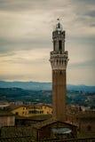 Tower Siena Italy Royalty Free Stock Photos