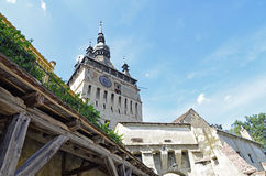 Tower Sighisoara Royalty Free Stock Images