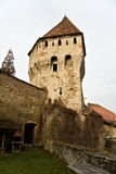 Tower, Sighisoara, Romania Royalty Free Stock Image
