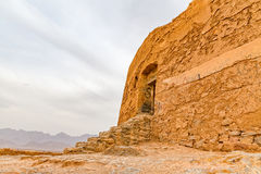 Tower of Silence entrance Stock Photography