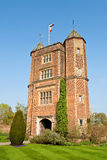 Tower of Sissinghurst Castle Garden Royalty Free Stock Photo