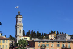 Tower of St. Francois - Nice - France Royalty Free Stock Image