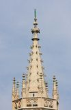 Tower of St. Stephen's Cathedral. Vienna. Austria Stock Photos