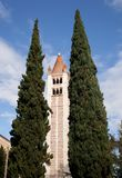 Tower of St Zeno's Verona Stock Images