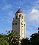 Tower at the Stanford University Campus Stock Images