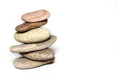 Tower of stones Royalty Free Stock Photo